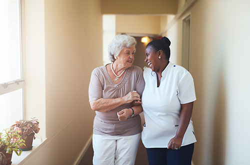 elder care in nursing home