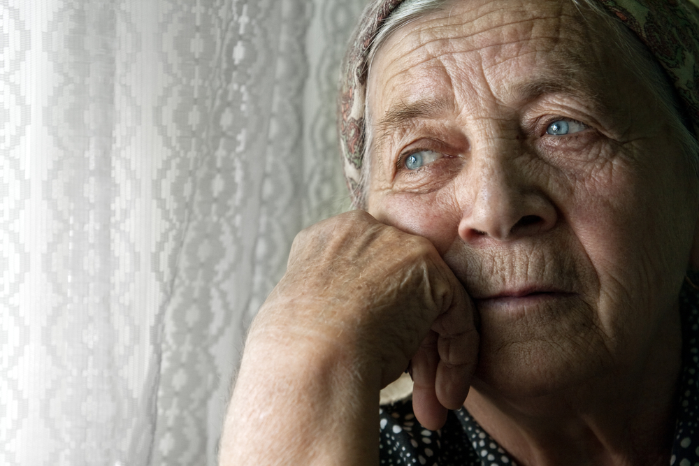 depression in the elderly