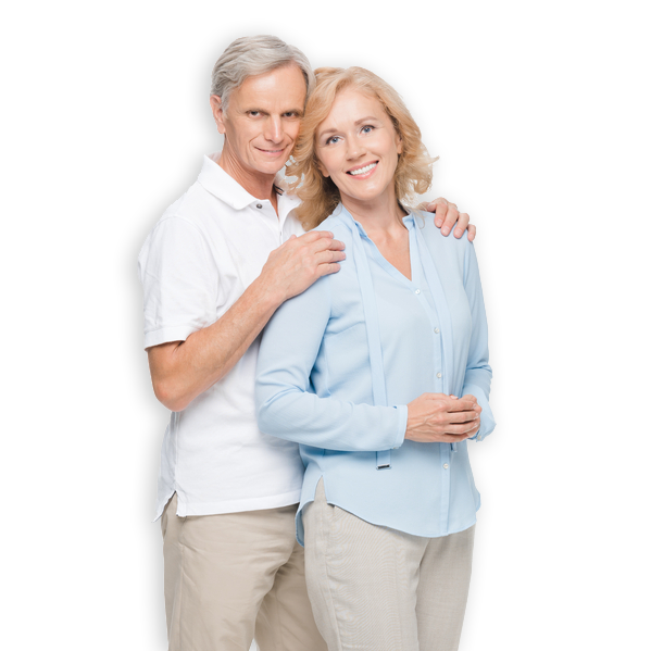 Senior Care Couple