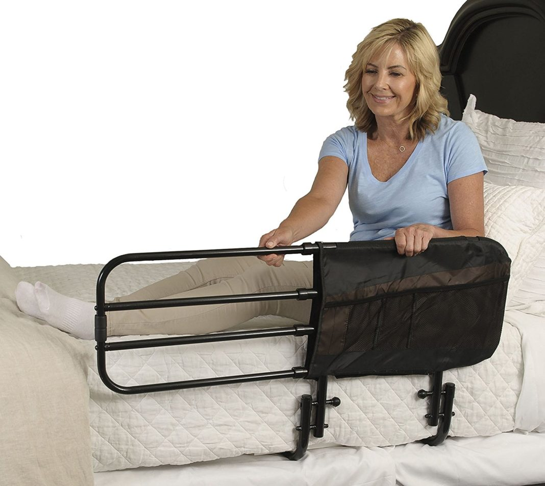best bed assist rail bars