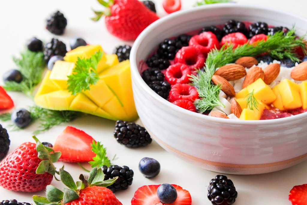 Antioxidant Rich Food
