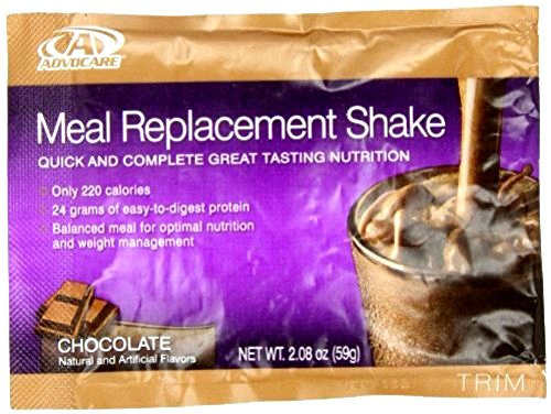 AdvoCare Meal Replacement Shake Reviews for Seniors