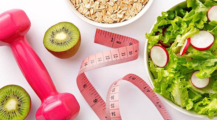 Food diet and exercise tools to help for hematuria patients