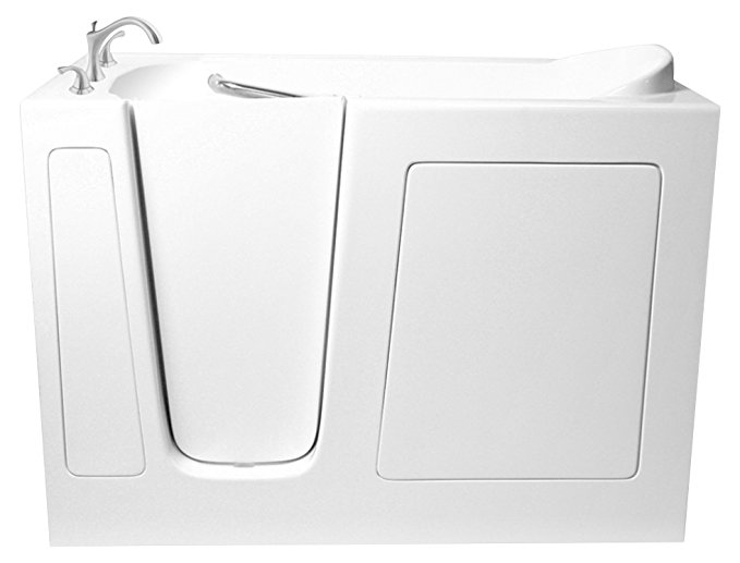 Ariel Walk-In Tub with Left-Side Drain (EZWT-3060-L)