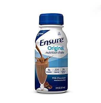 Ensure Original Meal Replacement Nutrition Shake
