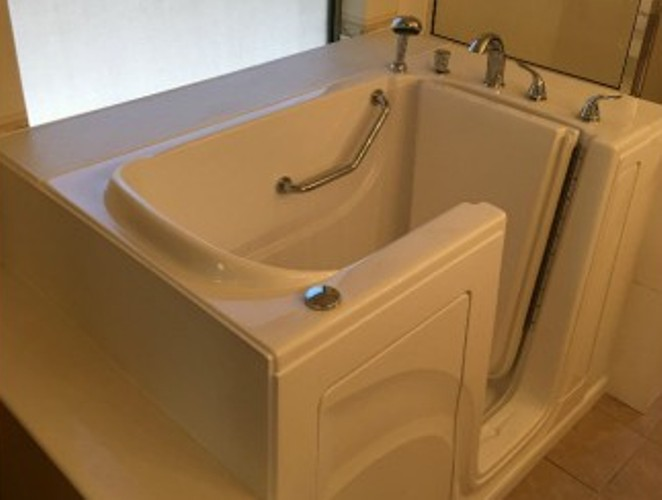 Independent Home Walk-In Baths bathtub and shower review