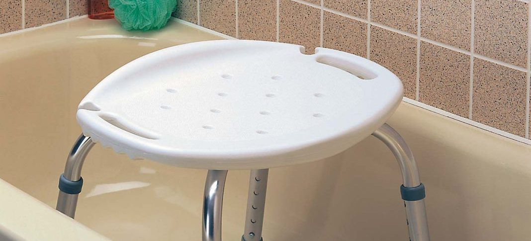 Invacare shower chairs