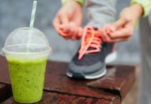 nutrition drinks and shakes
