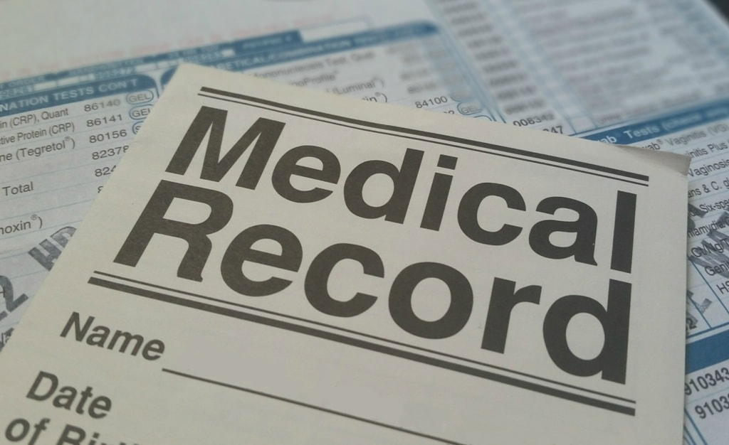 Medical and Prescription Records