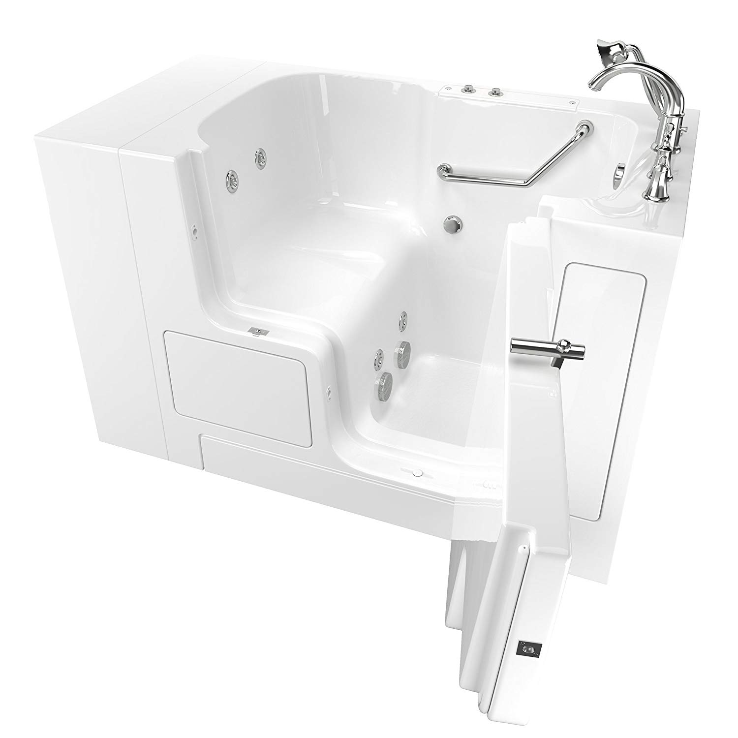 American Standard Right Hand bathtub and shower review