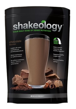 Chocolate Shakeology raw meal replacement