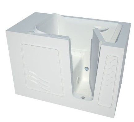 Meditub Walk-In Bath Tubs MediTub MT3053RWA