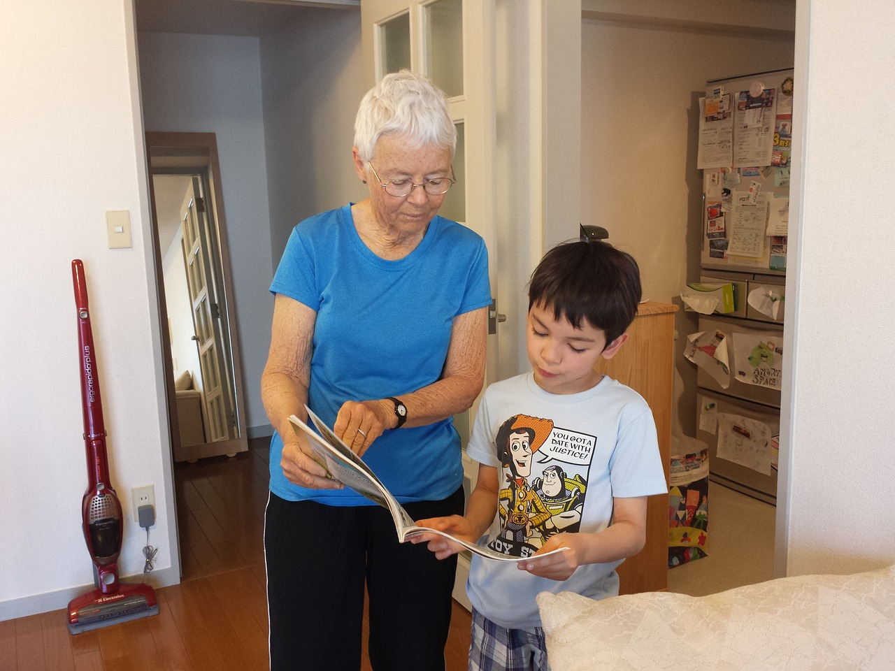 grandma assistive technology services