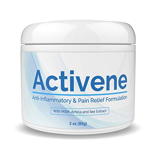 Activene Arnica Gel-Cream — Three Ounces