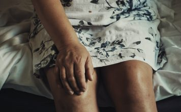 sore knees and arthritic joints